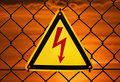Danger High Voltage Royalty Free Stock Photo - 10496865