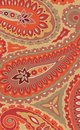 Paisley Tie Dye Texture Modern Pattern Classic Royalty Free Stock Images - 104907789
