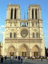 Notre Dame De Paris Royalty Free Stock Photo - 1050805
