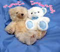 Let Me Be Your Teddy Bear Royalty Free Stock Photos - 1054608