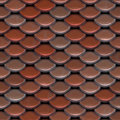 Red Roof Tiles Stock Photo - 10520440