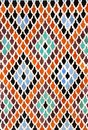 Detail Of Traditional Moroccan Mosaic Wall, Morocco Royalty Free Stock Photos - 105228828
