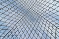 Metal And Glass Structure Stock Image - 105318181