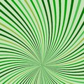 Abstract Retro Rays Green Background. Royalty Free Stock Image - 105438126