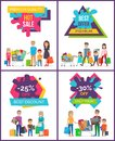 Best Discount -25 Off Sale Vector Illustration Stock Image - 105515651