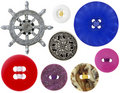 Buttons Stock Image - 10565451