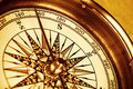 Old Compass Stock Images - 10579844