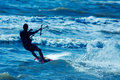 Kite Boarder Royalty Free Stock Photo - 1069485