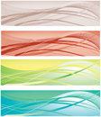 The Collection Of Colorful Backgrounds Royalty Free Stock Photos - 10610788