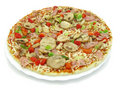 Pizza Royalty Free Stock Image - 10623746