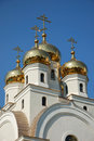 Church Domes Stock Photography - 10625342
