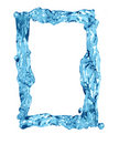 Water Frame Royalty Free Stock Images - 10633639