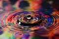 Colorful Water Droplet Stock Images - 10644484