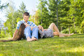 Girl And  Guy Royalty Free Stock Photo - 10650455