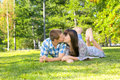 Girl And  Guy Stock Photography - 10650632