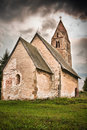 Strei Church Royalty Free Stock Image - 10661256