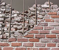 Damaged Bricks Stock Photo - 10669890