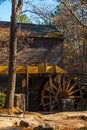 Grist Mill In Stone Mountain Park, USA Stock Photos - 106687983