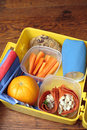 Lunch Box Stock Photography - 10677002