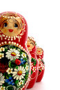 Russian Dolls Stock Photography - 10689472