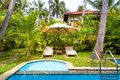 Villa With Pool In Tropical Hotel Royalty Free Stock Photo - 106890615