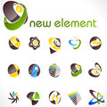 Vector Design Elements. Set 13. Royalty Free Stock Photography - 10693737