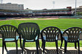 Seats In Outfield Royalty Free Stock Images - 10697059