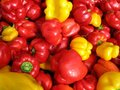 Colorful Ripe Paprika On A Market Table Royalty Free Stock Photo - 1079065