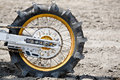 Paddle Tire Royalty Free Stock Image - 1079716