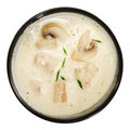 Thai Dishes - Soup With Coco Milk Stock Photo - 10714970