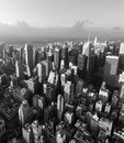 Streets And Roofs Of Manhattan Royalty Free Stock Images - 107385509