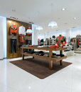 Interior Of Shopping Mall Stock Photo - 10752460