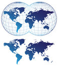 Map Of The World Stock Image - 10767781