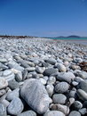 Pebbles By The Shore Stock Photo - 10784980