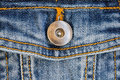 Photo Of A Pocket Jeans Stock Photos - 10787973