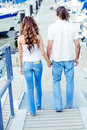 Couple Holding Hands Stock Photography - 10791502
