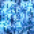 Glass Square Pattern Royalty Free Stock Photo - 10804605