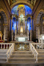 Cathedral Interior Royalty Free Stock Photography - 10805597