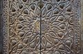 Ornaments Of  Bronze-plate Ornate Door Royalty Free Stock Photography - 108032767