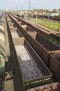 Freight Wagons Royalty Free Stock Photography - 10817817
