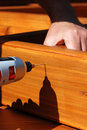 Power Drill Stock Photography - 10832482