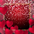 Happy Valentines Day Royalty Free Stock Image - 108345056