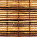 Old Bamboo Blinds Stock Photography - 10845662