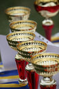 Goblets Royalty Free Stock Photography - 10860267
