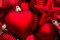 Lots Of Christmas Decorations Stock Images - 10871114
