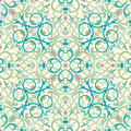 Middle Eastern Inspired Seamless Tile Design Royalty Free Stock Image - 10874766