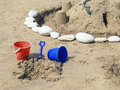 Bucket And Spade Stock Image - 10880191