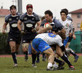 ERB Six Nations Rugby - Italy Vs Scotland Royalty Free Stock Photo - 10883095