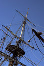 Ships Mast Stock Photography - 1090232