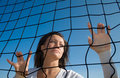 In A Cage Stock Photography - 1091312